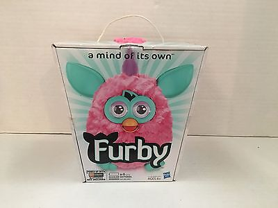 New Hasbro 2012 Furby - Hot Pink - Mint in Box!