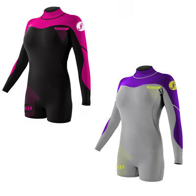 Yamaha Women's Flight Long Sleeve Wetsuit by JetPilot