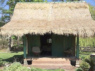 Southeast Asian Single Room Outdoor Hut (18/19th Cent.)
