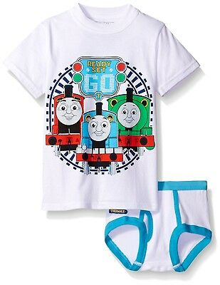 Thomas the Train Boys' Underwear and T-Shirt Set