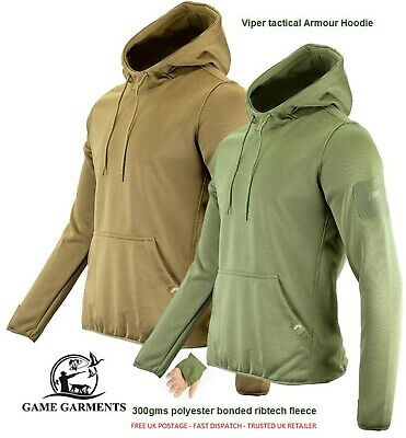 Viper Tactical Fleece Hoodie Coyote Hunting Shooting Army Military Recon