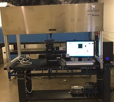 Intelligent Sf-100 Xpress Micro Patterning System With Aerotech Stages