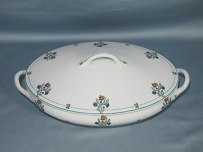 Syracuse China St Albans Covered Casserole Vegetable Dish
