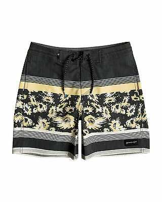 "NEW QUIKSILVER™  Boys 8-16 Swell Vision 15"" Beachshort Surf Board Shorts"