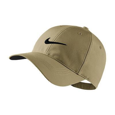 NEW Nike Legacy91 Tech Cap- Khaki/Black