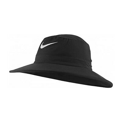 NEW Nike Sun Protect Bucket Hat - BLACK [Size: M/L]