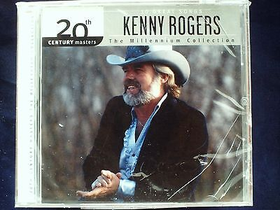 Kenny Rogers - 20th Century Masters CD Sealed USA