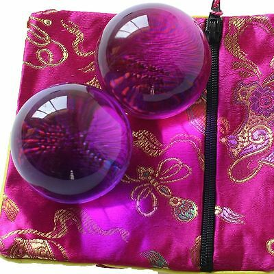 Chinese Baoding Health Jade Balls hand exercise, stress relaxion, pain therapy