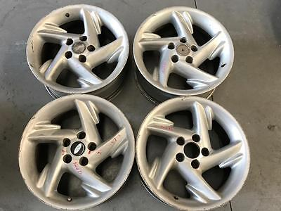 4 X 235/45/r17 Ford Falcon Ef/el Sharkfin Mag Wheels