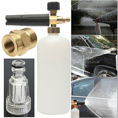 Snow Foam Car Spray Pot Pressure Washer Cannon Lence Jet Filter For Kranzle M22