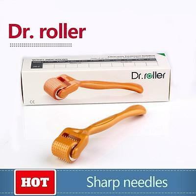 DERMA ROLLER Dr.ROLLER Anti Aging, Hair Loss MicroNeedle System 0.25mm - 2.5mm