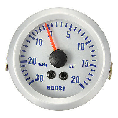 SY 52mm Car 20 PSI Pointer Boost Vacuum Meter Gauge