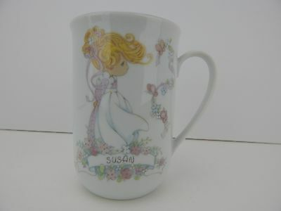 The Enesco Precious Moments Collection Personalized Mug for Susan