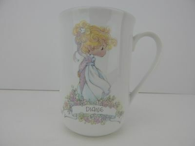 The Enesco Precious Moments Collection Personalized Mug for Diane
