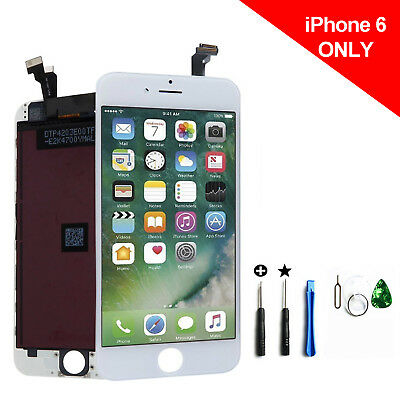 Model A1549 A1586 Screen Replacement+LCD Digitizer Assembly for iPhone 6 White