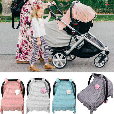 Universal Baby Stroller Sunshade Newborn Car Seat Canopy Pushchair Nursing Cover