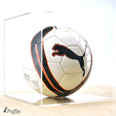 Football Display Case - Clear