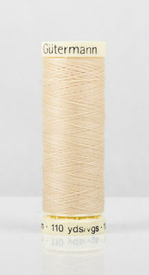 Gutermann Sew All Sewing Thread 100% Polyester Col. 6 - 100m