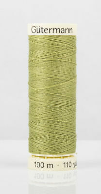 Gutermann Sew All Sewing Thread 100% Polyester Col. 582 - 100m