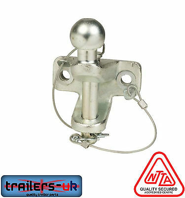 3500kg Tow Hitch Coupling 50mm Ball and Pin - FREE DEL