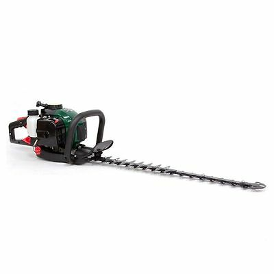 Webb Garden Tool Grass Weed Cutter Strimmer 26cc Power Petrol 60cm Hedge Trimmer