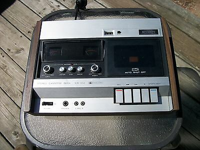SUPERSCOPE [marantz]CASSETTE DECK Very Quiet You Just Here Music VERY Clear 🔉🔊