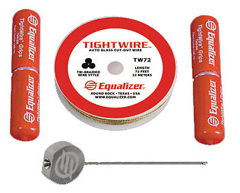 Equalizer Windshield Removal Starter Kit