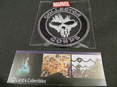 Marvel Collectors Corps exclusive Crossbones patch only