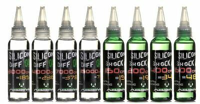 """Absima Silicone Shock Oil """"400CPS"""" 60ml (One Bottle)"""