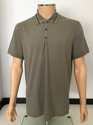 Polo by ralph lauren xxl t shirt men 39 s green vgc for Hugo boss polo shirts xxl