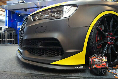 EZ-LIP AUDi A3 A4 A5 A6 A7 S3 S4 Spoiler Lippe Spoilerlippe Frontspoiler TUNING