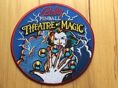 Theatre of Magic Embroidered Patch / Crest