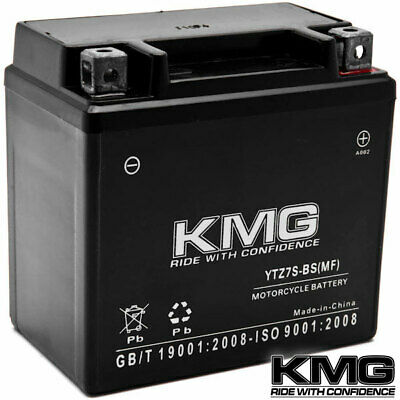NEW High Performance 12V SMF Battery NEW Replacement YTZ7S Maintenance Free