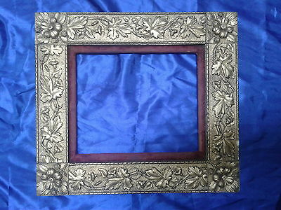 Gilded 19Th Century Picture Frame