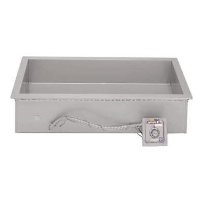 """Wells - HT500AF - Built-In Bain Marie Warmer w/ Auto Fill & 67 3/4"""" Opening"""