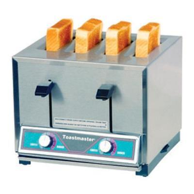 Toastmaster - TP424 - 208/240 4-Slot Commercial Pop-Up Toaster