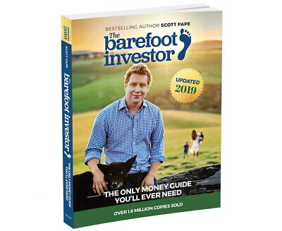 The Barefoot Investor 2018 Edition: The Only Money Guide You'll Ever Need Book