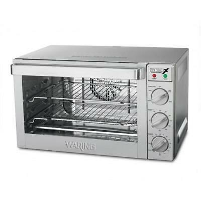 Waring - WCO500X - Half Size Commercial Convection Rotisserie Oven