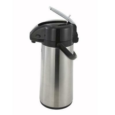 Winco - AP-822 - 2.2 L Glass Lined Lever Airpot