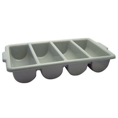 Winco - PL-4B - 4 Section Cutlery Box