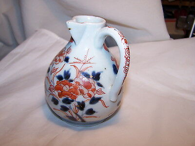 Antique Chinese Export qing  Period 18th century sake teapot side handle