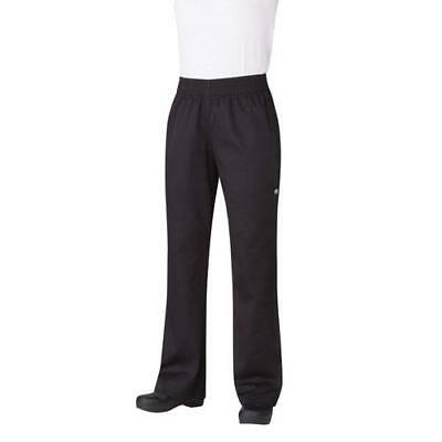 Chef Works - PW005-S - Women's Basic Baggy Pants (S)