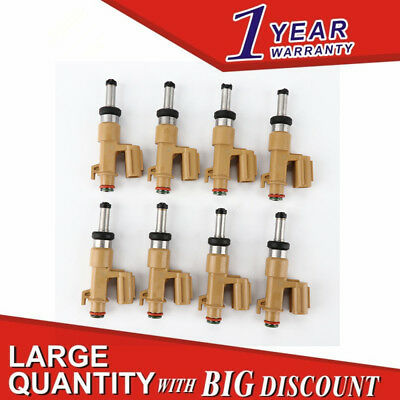8* Fuel Injector For TOYOTA PICKUP TUNDRA SEQUOIA LAND CRUISE 23250-0S020