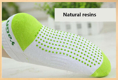 Yoga Grip Socks - High Quality Cotton Blend Non Slip-Great For Yoga Pilates Gym
