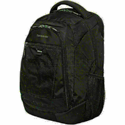 "Samsonite Tectonic 2 SPL 15.6"" Laptop Backpack Black 86132"