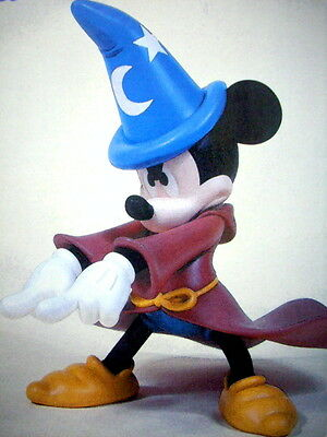 Mickey Mouse Fantasia First Edition Figure VCD MEDICOM TOY Disney Doll