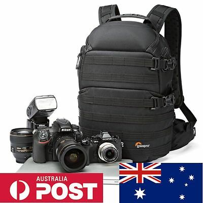 Lowepro ProTactic 350 AW DSLR Camera Photo Bag Laptop Backpack All Weather Cover
