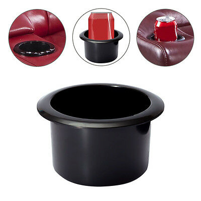 Cup Holder For Boat RV Sectional Couch Recliner Sofa Furniture Poker Table Black