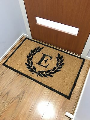 Extra Large 100X60Cm Front Doormat Housewarming Monogrammed Wedding Personalised