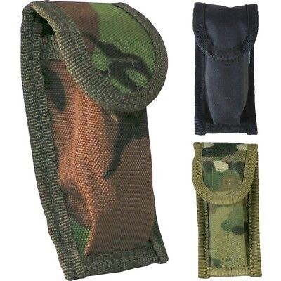 Military Multi Tool Knife Pouch Army Webbing Mtp Btp Dpm Camo Combi Holder